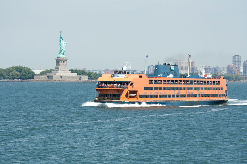 Staten Island Ferry To Brooklyn