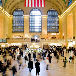 Grand Central Station Self Guided Tour