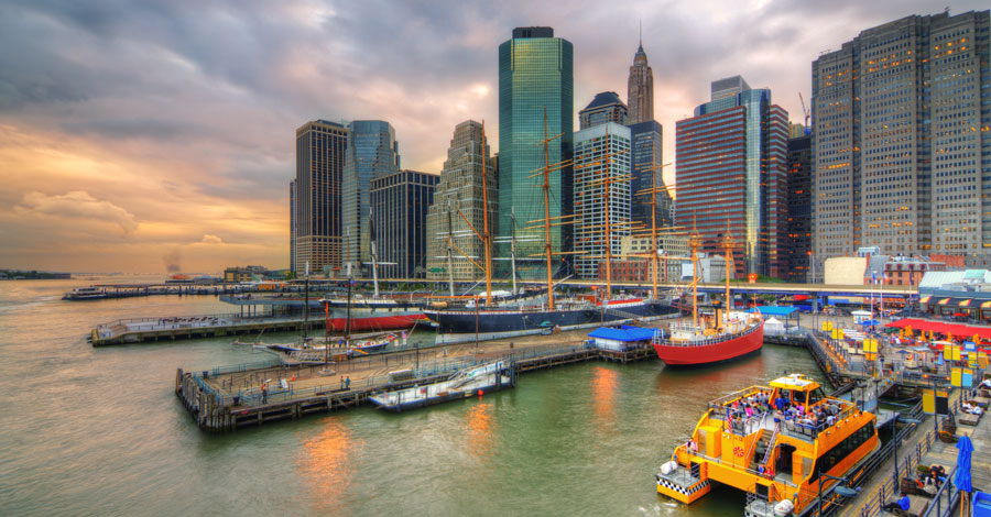 Free Music Festival At South Street Seaport