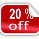 20% Off Goldstar Gift Certificates Until December 24th