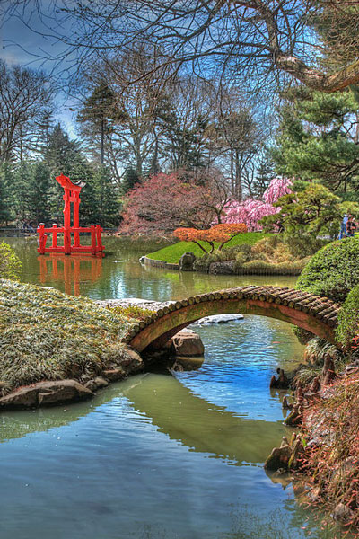 Free Days At Brooklyn Botanic Garden Nyc Cheap Travel