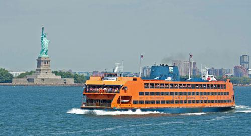 Take The Staten Island Ferry Nyc