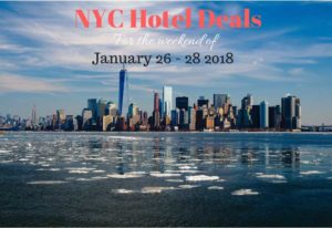 weekend hotel deals nyc