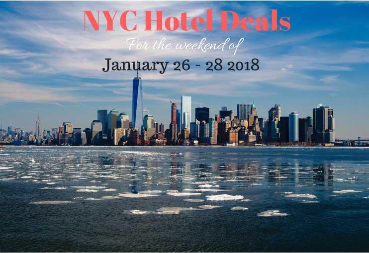 nyc weekend deals